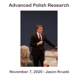 Jason Kruski – Advanced Polish Research