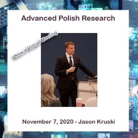 Jason Kruski – Advanced Polish Research