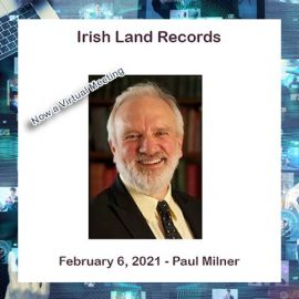 Paul Milner – Irish Land Records